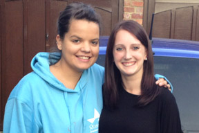Amali and Sophie leave for Sri Lanka to volunteer for Ocean Stars on Tuesday 20.10.15