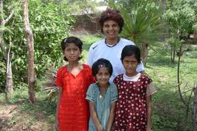 Working with children in Sri Lanka for 10-years