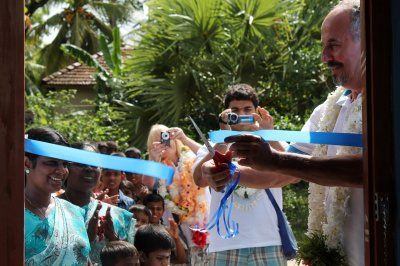 Ocean Stars Trust opens a new nursery in Sri Lanka