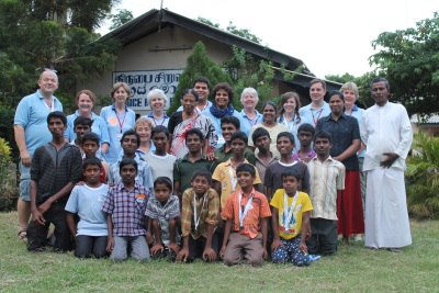 Ocean Stars Grace Children's home group - team and staff