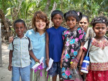 Sri Lanka nursery children