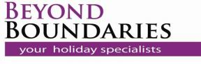 beyond boundaries - your holiday sepcialist