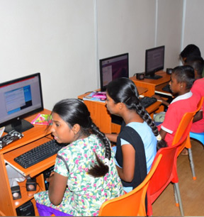 Computer skills classes in Sri Lanka