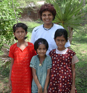 Girls needing help in Sri Lanka
