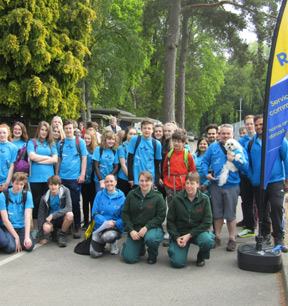 Picture: /images/w288/fleet-walk-fundraiser.jpg