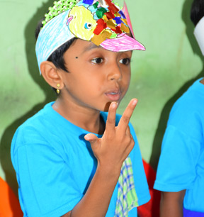 Sponsor a child in Sri Lanka