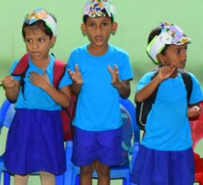 Buy clothing and accessories for our pre-school students and teachers