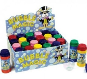 Box of Playtime Bubbles